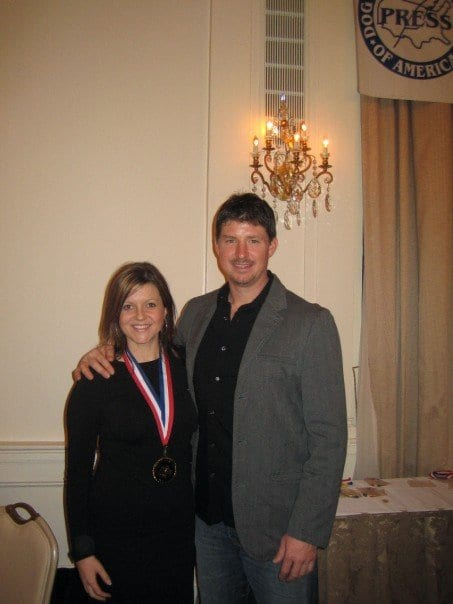 """The Maxwell Award for Best Feature Article: """"Puppy Hell: A Puppy Mill Expose"""": NYC, 2006."""